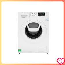Máy giặt Samsung cửa ngang 9 kg WW90K44G0YW/SV