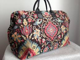 Carpet Bag Pattern
