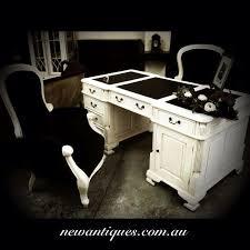 antique white partner desk 180cm traditional home office antique home office desk