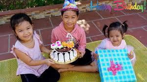 Trò Chơi Chúc Mừng Sinh Nhật Bé - Bé Nhím TV - Đồ Chơi Trẻ Em Thiếu nhi -  YouTube