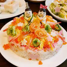 ちらし 寿司 ひな祭り