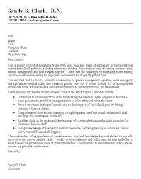 Cover Letter Sample For Healthcare Position Cover Letter Sample For