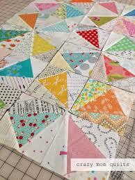 187 best crazy mom quilts images on Pinterest   Jellyroll quilts ... & crazy mom quilts: kaleidoscope quilt in progress Adamdwight.com