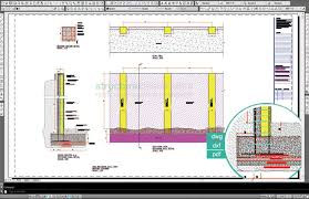 Small Picture Reinforced Concrete Retaining Walls Bundled Drawing Details