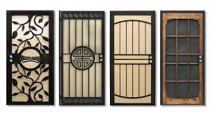 security door. security screen doors door