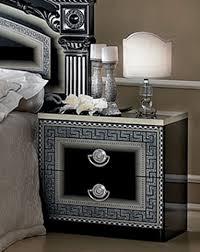 black and silver furniture. aida black wsilver and silver furniture r