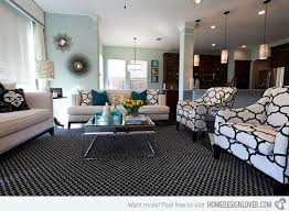 living room with mirrored furniture. Plain Elements Living Room With Mirrored Furniture