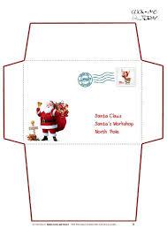 I know santa will appreciate the effort. Free Printable Santa Envelopes Free Download Free Printable Envelopes Christmas Scrapbook Layouts Santa Stamp