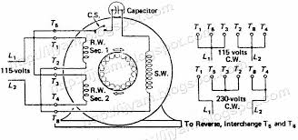 1 phase ac motor wiring diagram images rotation of a delta motor wiring diagrams capacitor on 220 volt 1 phase diagram