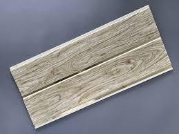customized plastic bathroom pvc wood panels bathroom ceiling cladding panels