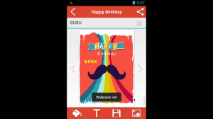 android apps name on birthday cake happy birthday to you