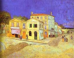 the bedroom van gogh painting. van gogh yellow house at arles 1888 the bedroom painting 2