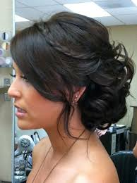 hairstyles for wedding guest. bridesmaid hair half up hairstyles for wedding guest