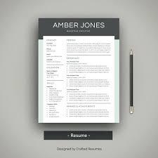 Graphic Design Resume Template Download Afterelevenblog Com