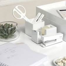 modern office desk accessories. indigo launches poppin office line modern desk accessories