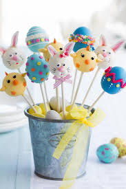Cake Balls Decorating Ideas Cool Kids Party Food Ideas Delicious Darling Easter Cake Pops Cake Pop