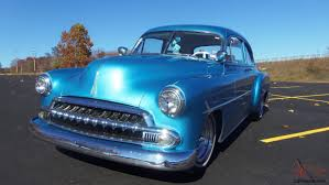 Chevy Street Rod Crystal Blue Persuasion its a new vibration