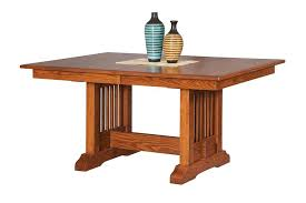 mission style dining table amazing trestle by dutchcrafters amish furniture decorating ideas 26