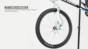 Mountain Bike Wheel Size Chart