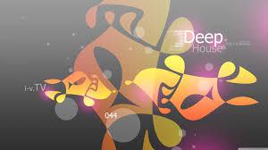 Forty Four 16 Design Tony Kokhan Deep House Music Eq Orange Yellow Pink