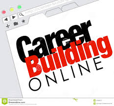 career building online website job seeking classified stock career building online website job seeking classified