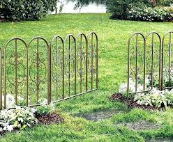 garden fence lowes. Decorative Wire Garden Fencing Fence Design Home Depot . Lowes