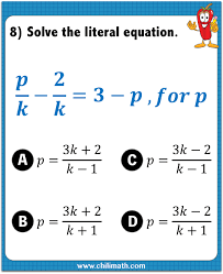 select the letter of the correct answer