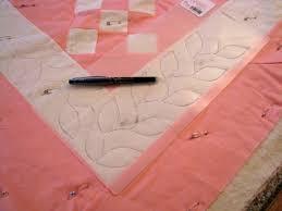Using Hand Quilting Stencils: Tips & Ideas & Quilting with Stencils Adamdwight.com