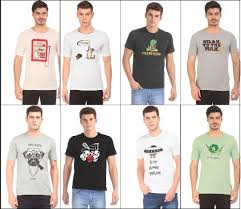 Crazy Shirts Models Crazy Deal 5 Mens Designer T Shirts At Rs 600 Only Combo