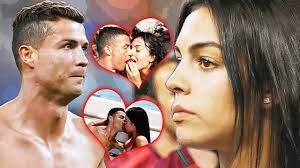 The Love Story of Cristiano Ronaldo ...