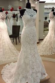 wedding dresses high neck wedding dresses bridal gown lace