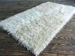 flokati ikea rug high pile white my home matta washing teppich waschen