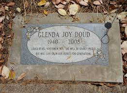Glenda Joy Spencer Doud (1940-2008) - Find A Grave Memorial