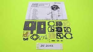Walbro Carburetor Application Chart Mcculloch Jenn Fene Mb3202 Blower Walbro Wt615 Carb Kit Ebay