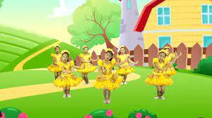 Kênh thiếu nhi - Nhảy cùng BiBi - Học múa bài hát Nắng à nắng ơi