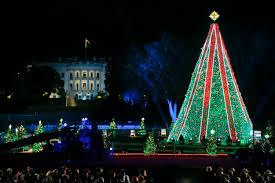Nyc Tree Lighting 2015 Ge Holiday Lighting Christmas Lights Pre Lit Artificial