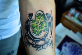 Tattoo Clover 100 Fotografií Krásných Skic Pro Dívky A Muže Hodnota