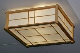 japanese style lighting. Fancy Japanese Ceiling Light Keep Your Traditional With Style Lights Lighting