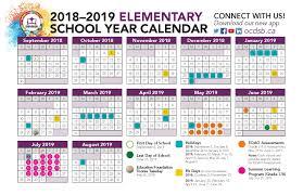 Year To Year Calendar Calendar Ottawa Carleton District School Board