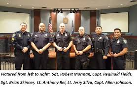 SPD officers move up the ranks | Community | ktbs.com