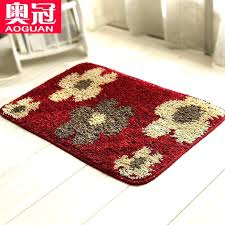 red bath rugs wondrous for bathroom large rug best images mats canada uk