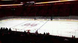 Bell Centre Hockey Seating Chart Centre Bell Section 123 Home Of Montreal Canadiens