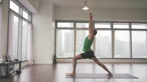 ashtanga yoga primary series with clayton horton