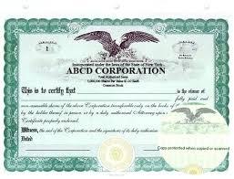 Free Certificate Of Appreciation Templates Corporate Stock