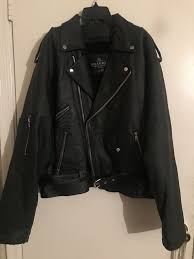 oscar piel leather jacket