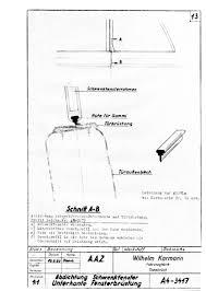 Thesambacom Karmann Split Window Beetle Convertible Construction
