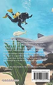 Priscilla Carpenter and the Shark: Perborn, Tina: Amazon.com.au: Books