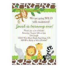 Safari Party Invitations Safari Party Invitation Under Fontanacountryinn Com