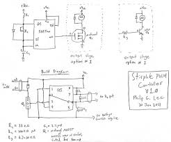 simple pwm stirplate controller home brew forums in action