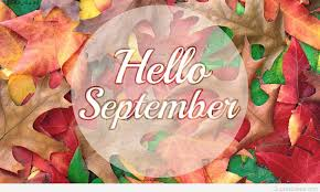 hello september leaves hd wallpaper